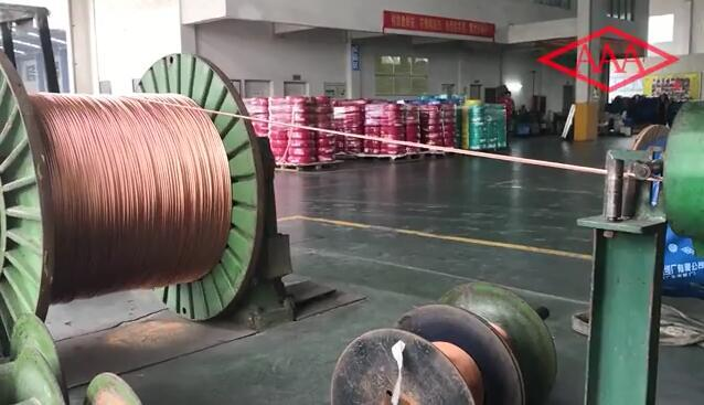 Production Technology of Guangdong Cable Factory