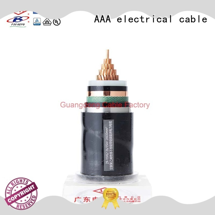 AAA wholesale electric cable factory price for wholesale