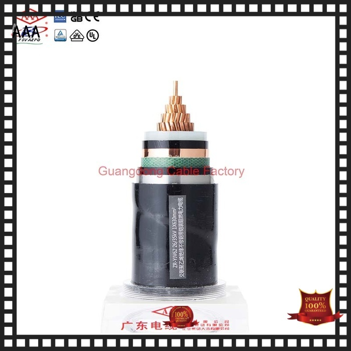 AAA latest low voltage power extension cable large capacity