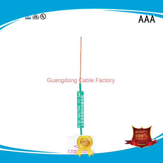 AAA flexible wire and cable high-quality bulk supply