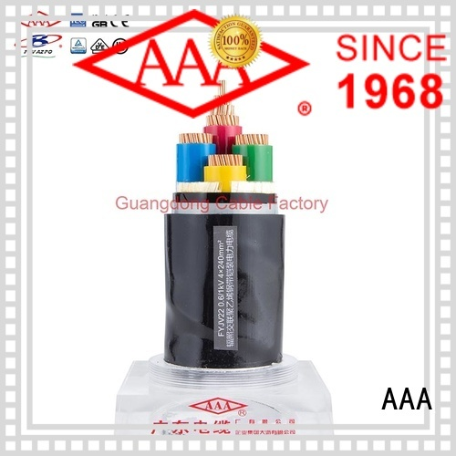 AAA high chemical resistance industrial power cable abrasion resistant strong elasticity