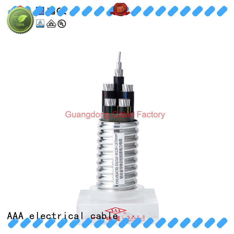 AAA top-selling xlpe insulated cable excellent quality customization