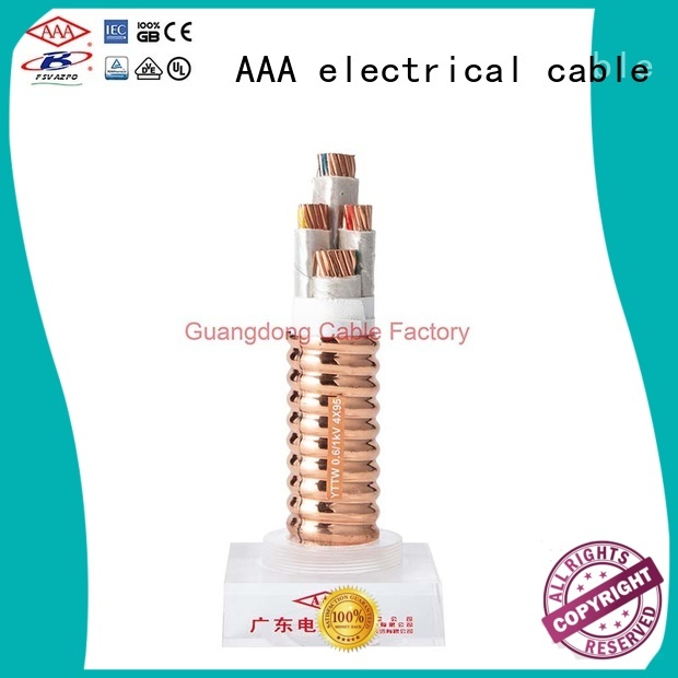 AAA easy-installation MI Cable industrial anti oxidation