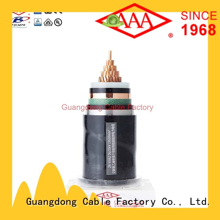 AAA hot-sale flame retardant power cable quality fast delivery