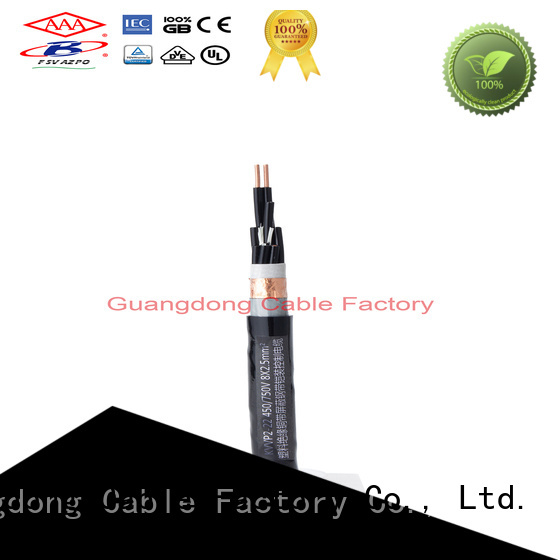 AAA shielded cable for wholesale