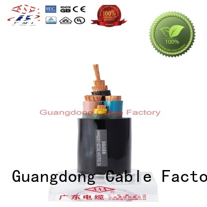 AAA rubber insulated cable higher safe reliability construction