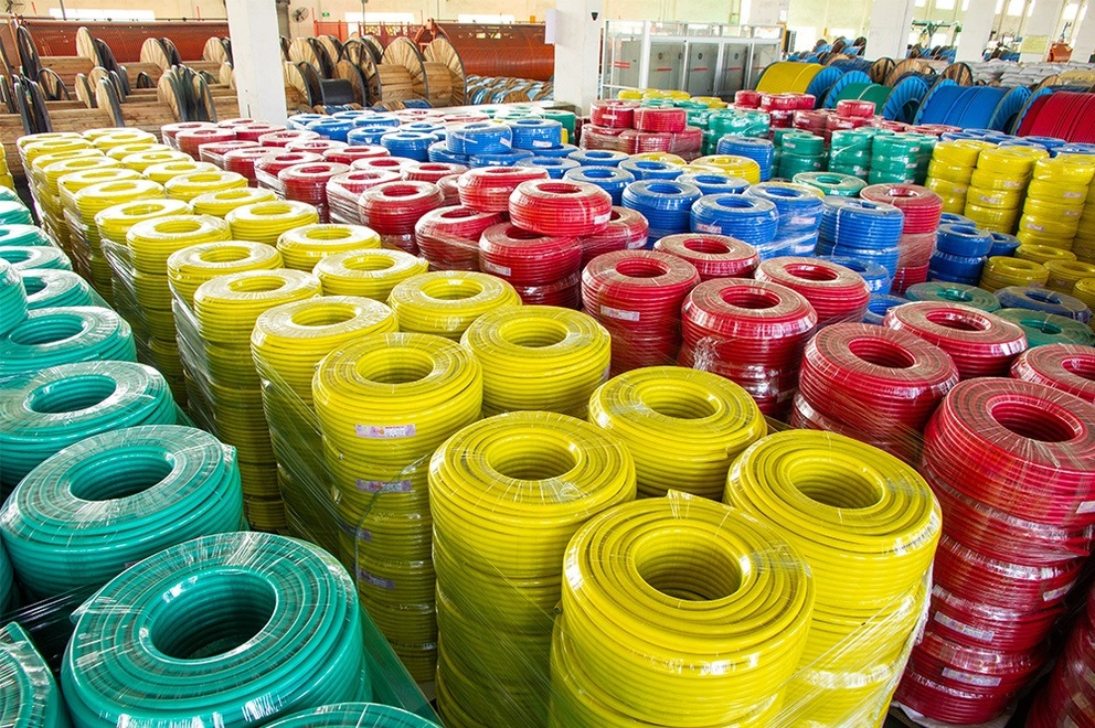 Huge Stock for All Type Electric Wire in Guangdong Cable Factory Co., Ltd.