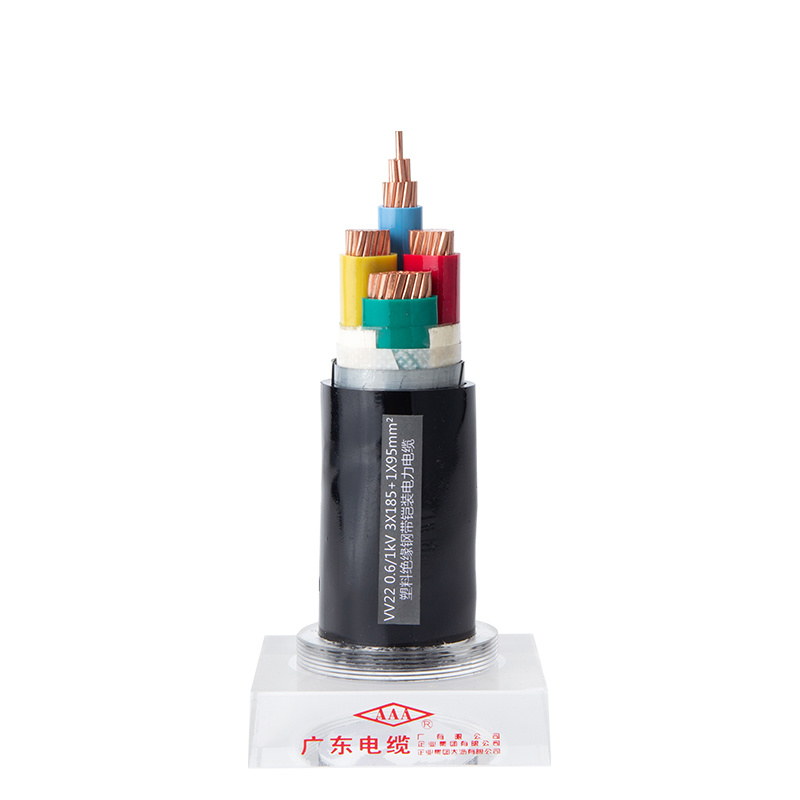 PVC Insulated STA Armored Power Cable