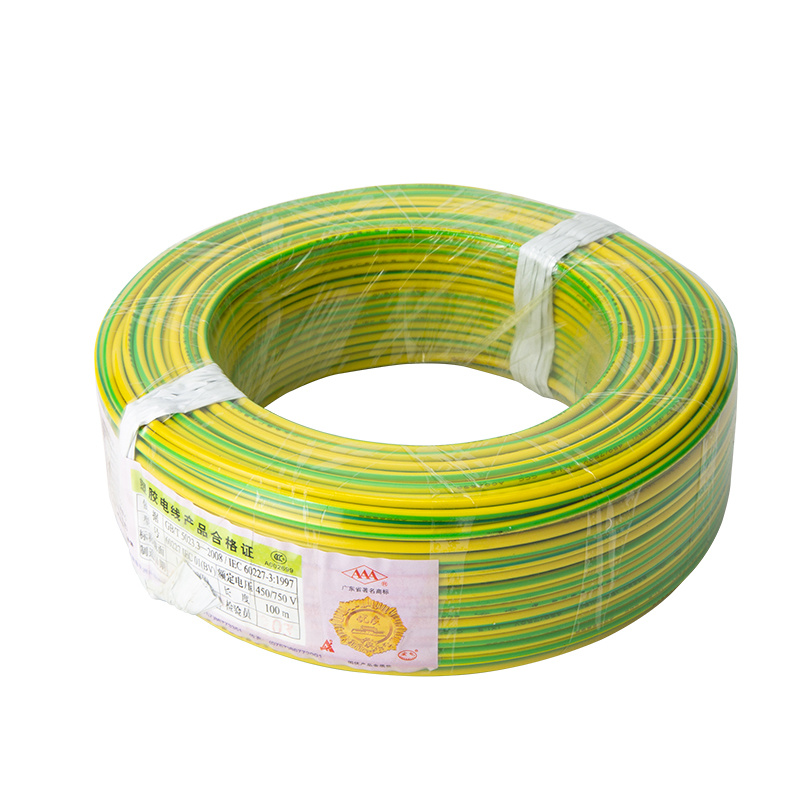 H05VV-F Electric Wire PVC Insulated Shielded Flexible