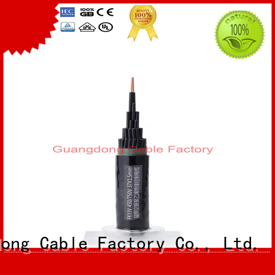 shielded control cables experienced wholesale