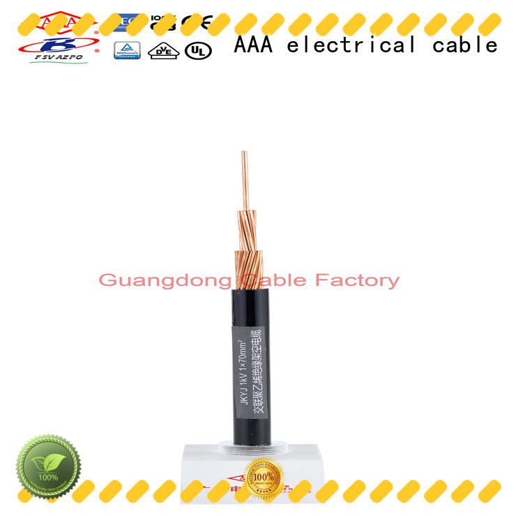 AAA popular aerial cable factory direct competitive price