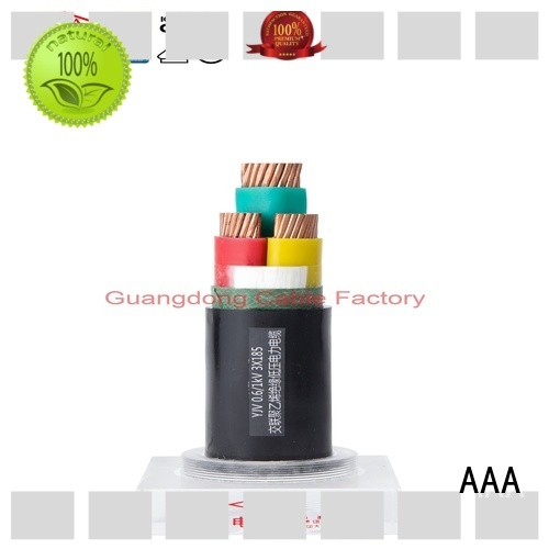 AAA factory direct supply electrical power cable high-performance fast delivery