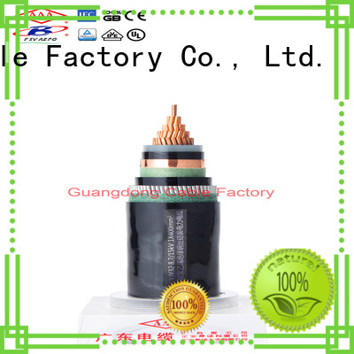 AAA electrical power cable high-quality for wholesale