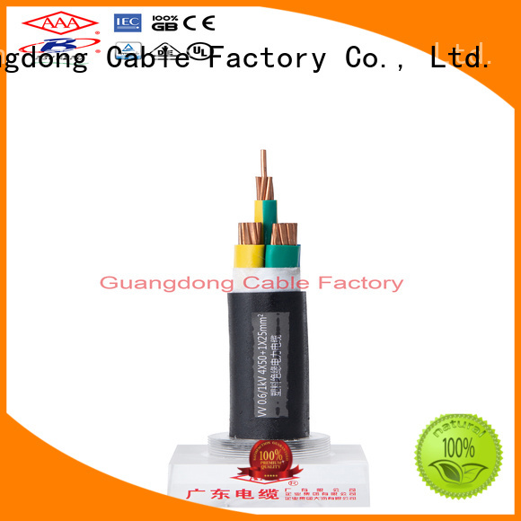 AAA pvc insulated cable indoor company