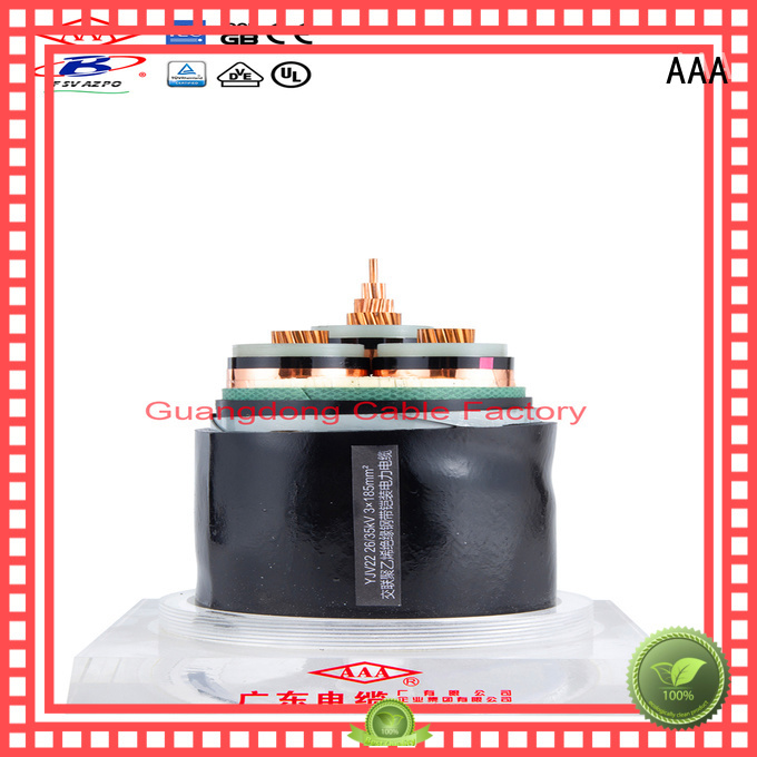 AAA electric power cable professional fast delivery
