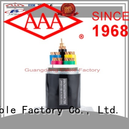 top brand pvc sheathed cable industrial factory