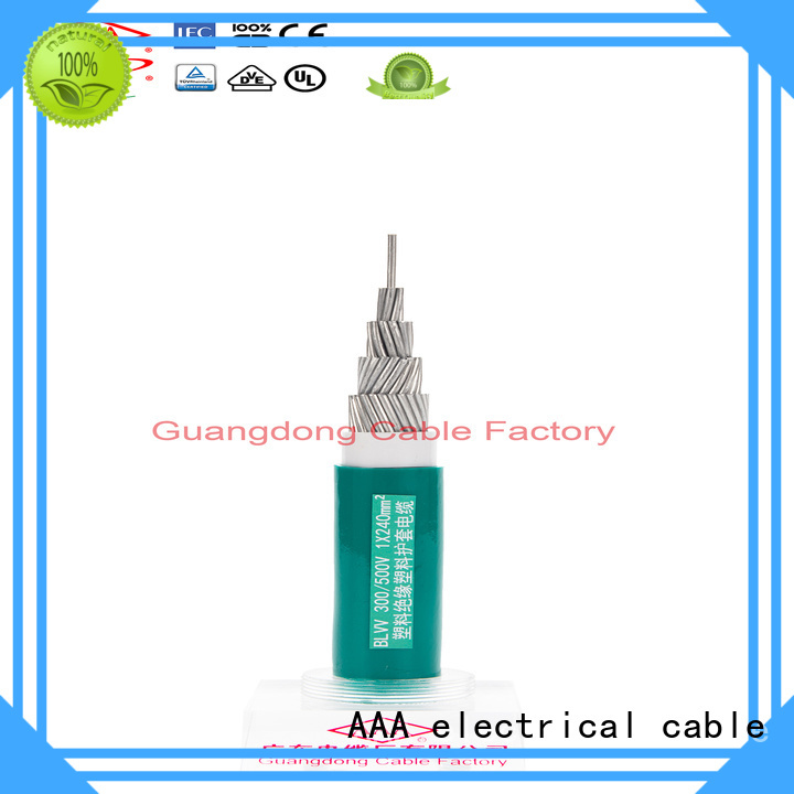 AAA best electric wire leading