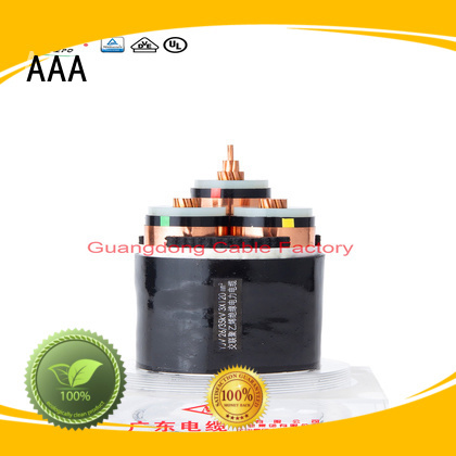 factory direct supply electrical power cable high-performance easy installation