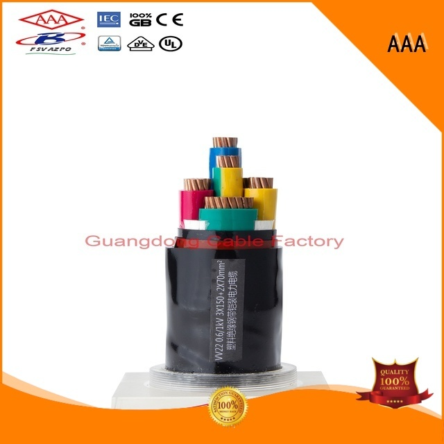 AAA best price pvc insulated cable indoor manufacturer
