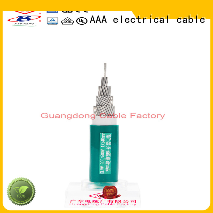 AAA best electric wire leading for wholesale
