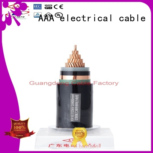 bulk supply electric power cable high-performance for wholesale