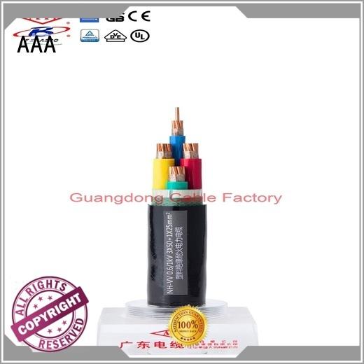 AAA fireproof wire company quality