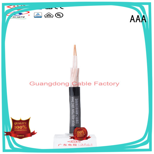 AAA armored control cable experienced wholesale